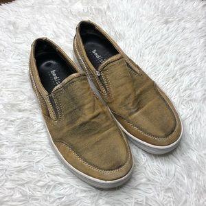 Bed Stu Men's Bluegill Canvas & Leather Shoes